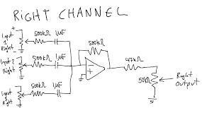 right channel getlofi u2013 circuit bending synth diy