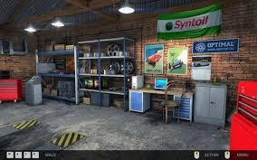 Garag by Navigation In The Garage Basics Of Gameplay Car Mechanic