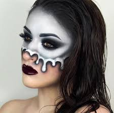 Makeup Ideas For Halloween Costumes by I Want To Try This Everything Halloween Pinterest Makeup