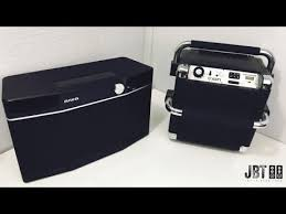 amazon black friday bumpboxx aiwa exos 9 vs ion tool rocker sound check youtube