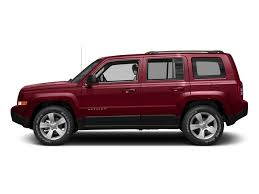 price of a jeep patriot 2017 jeep patriot high altitude 4x4 msrp prices nadaguides