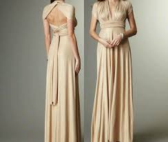 light grey infinity dress glorious glamorous gold infinity dress