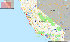 Map Of San Diego Neighborhoods by California State Route 1 Wikipedia