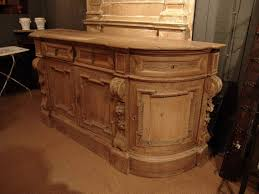 french antique bleached oak buffet sold