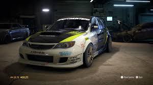 subaru impreza customized need for speed showcase update customizing subaru impreza wrx