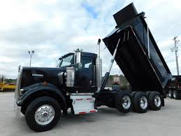 kenworth service truck kenworth w900 dump truck caterpillar c15 acert 475 hp used