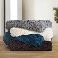 Faux Fur Electric Throw Chic Home Juneau Faux Fur Ultra Plush Decorative Throw Blanket