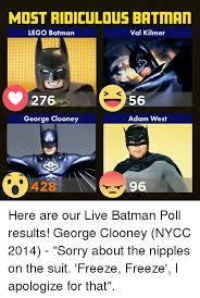 Val Kilmer Batman Meme - 25 best memes about christian bale batman christian bale
