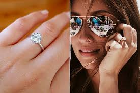 wedding ring ph engagement rings of actresses in photos spot ph