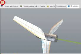 Free Wood Project Design Software by Free Professional Wind Turbine Blade 18 Steps With Pictures