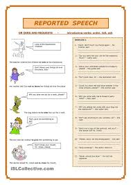 20 best reported speech images on pinterest teaching english