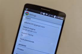 how to use autofill forms in chrome android central