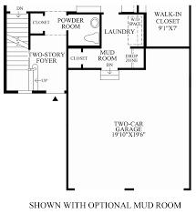 Walk In Closet Floor Plans Kensington Woods The Hickory Elite Home Design