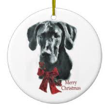 great dane ornaments keepsake ornaments zazzle