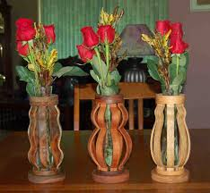Free Vase Scroll Bench Scroll Saw Vases