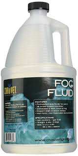 amazon com chauvet dj fog machine fluid 1 gallon fog machines