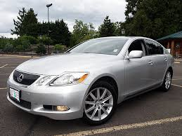 lexus gs 350 awd 2007 used 2007 lexus gs 350 awd for sale in eugene oregon by summers