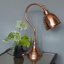 Amazing Lamps Amazing Copper Table Lamp Appreciate An Antique Copper Table