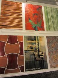 Decorative Thermoplastic Panels Enzy Living Materials Pavilion At Neocon