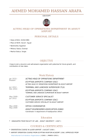 head of operations resume samples visualcv resume samples database