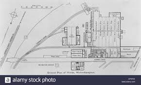 Ground Plan by Ground Plan Of Works The Electric Construction Company Ltd Stock