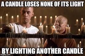 Light Show Meme - master po s advice for living imgflip