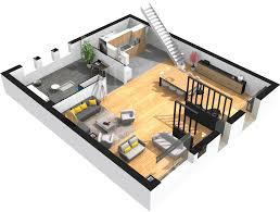 Inside Home Design Software Free Create And Furnish Your 3d Floor Plan With The Free Software Homebyme