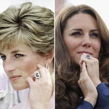 kate engagement ring prince harry originally owned princess diana s engagement ring