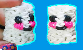 loom bands charms marshmallows 3d without rainbow loom videos with