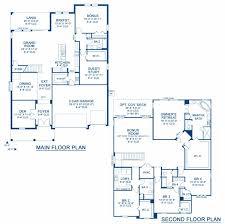 Home Floor Plan Westshore Ii A New Home Floor Plan At Connerton Inspiration 75 U0027s