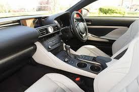 2017 lexus rc 200t coupe used 2017 lexus rc 200t 2 0 f sport 2dr auto premium navigation