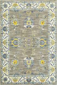 blue and yellow area rugs navy kitchen captainwalt throughout cool