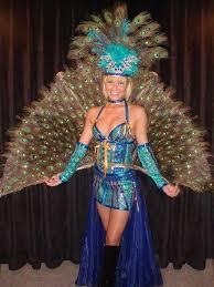 Peacock Costume Halloween 106