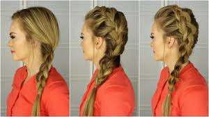 whats new in braided hair styles how to braid for beginners missy sue youtube