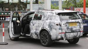 land rover mitsubishi 2015 land rover discovery sport interior partially revealed in