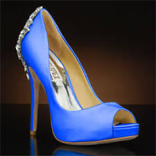 wedding shoes blue royal blue wedding shoes my glass slipper