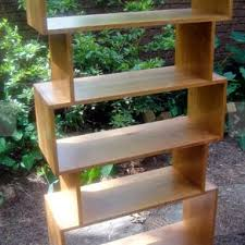 Solid Cherry Wood Bookcase Custom Bookcases Custommade Com