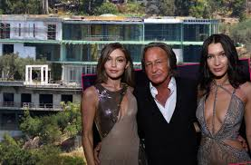 Bel Air Mansion by Pics Mohamed Hadid Bel Air Mansion Neighbor Fight Over