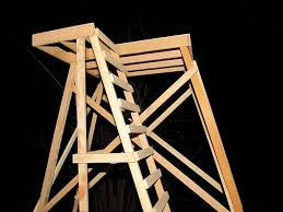 Elevated Bow Hunting Blinds 138 Best Bow Tree Stands Ground Blinds Images On Pinterest