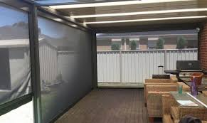 Shade Awnings Melbourne Outdoor Roller Blinds Miles Ahead Blinds And Awnings