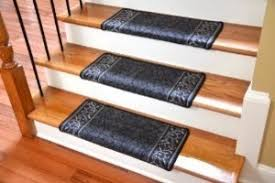 dean bullnose wraparound non skid carpet stair treads garden