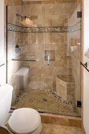 Shower Stalls For Small Bathroom With Seat  Pinteres - Bathroom shower designs