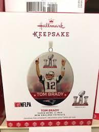 hallmark football ornaments ebay