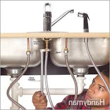 kitchen sink sprayer leaking how to replace spray hose on kitchen sink luxury how to fix a