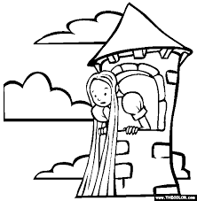 prince and princess online coloring pages page 1