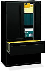 Hon Storage Cabinets Amazon Com Hon 800 Series Wide Lateral File With Storage Cabinet