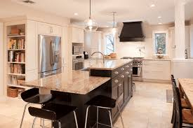 Large Kitchen With Island Kitchen Attractive Kitchen Island Table Ideas Multi Level