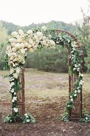 wedding arches decorated with burlap vintage weddings 21 shabby chic vintage wedding ideas you cannot