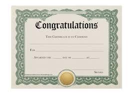 thanksgiving congratulations congratulations certificate template free download