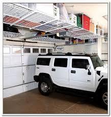 build garage storage loft home design ideas